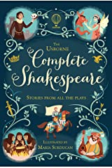 The Usborne Complete Shakespeare: Stories from all the plays (Illustrated Stories) Hardcover