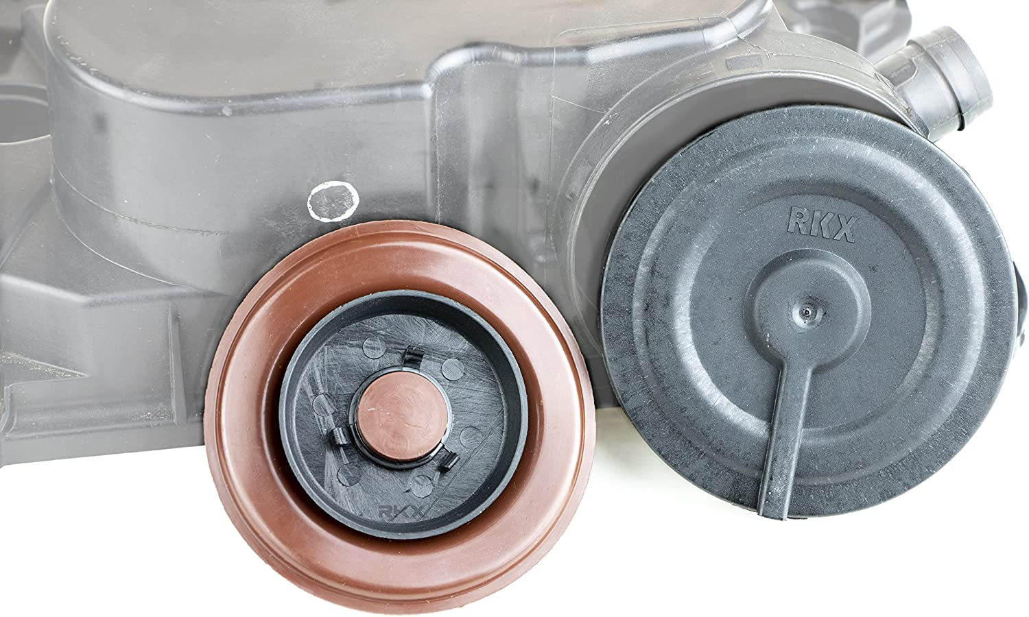 RKX Inexpensive - Max 66% OFF 2.5L UPGRADED PCV VALVE KIT COVER for V replacement REPAIR