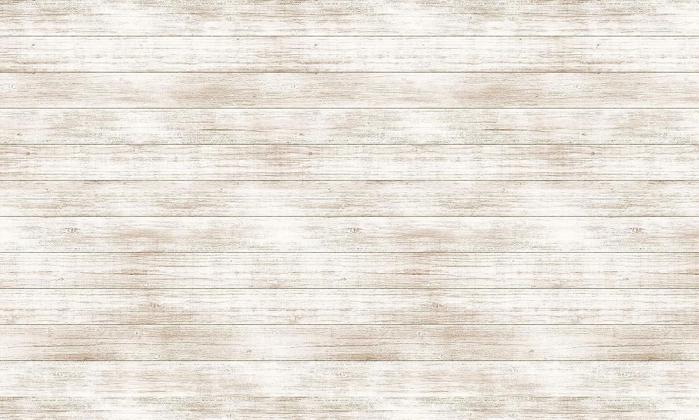 変形するしなやか一般化する装飾シート 貼って剥がせて糊残りなし ホワイトウッド アイボリー 80×100cm DEC-07