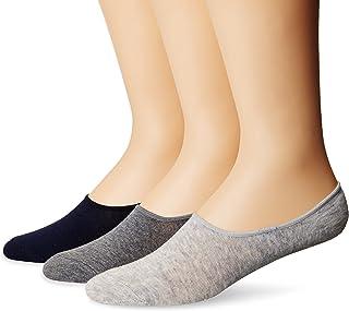 Sperry Top-Sider Men's Solid Canoe 3 Pair Pack Liner Socks