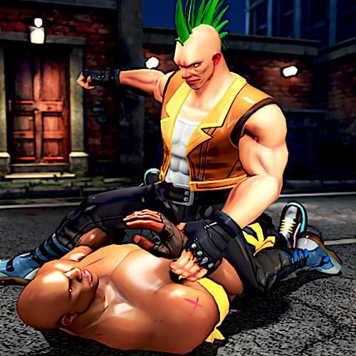 Karate Spiele Kung Fu Kampf Wrestling Ninja Turtle WWE Free 3D WWF Action War Neues Spiel Kick Boxing