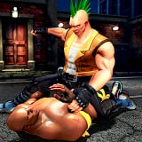Jogos de karatê Kung Fu luta Wrestling Ninja tartaruga WWE livre 3D WWF Ação Guerra New Game Kick Boxing