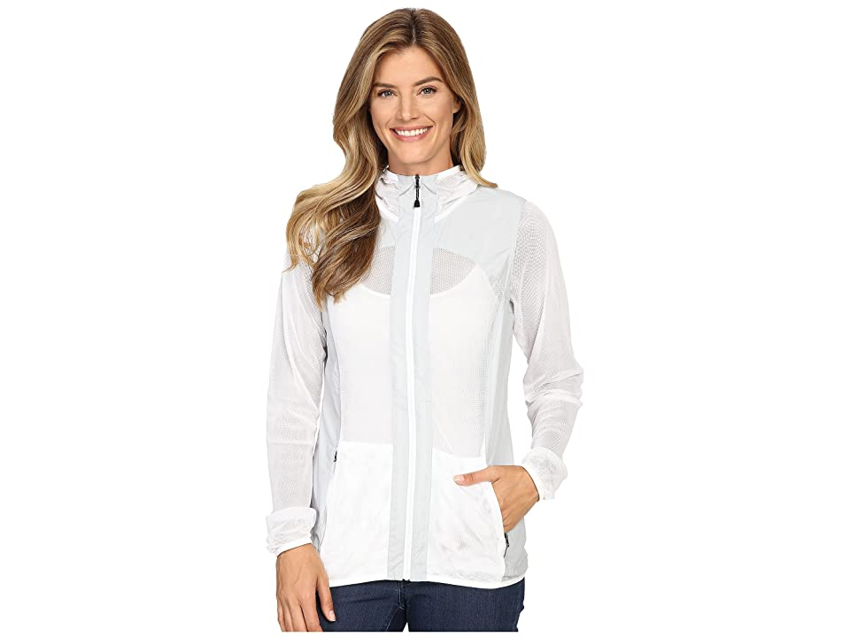 ExOfficio BugsAway(r) Damselflytm Jacket (White/Oyster) Women