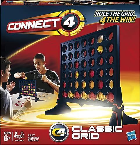 [UK-Import]Connect 4 Classic Grid
