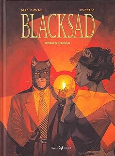 Anima rossa. Blacksad