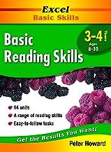 Excel Basic Skills Workbook: Basic Reading Skills Years 3-4