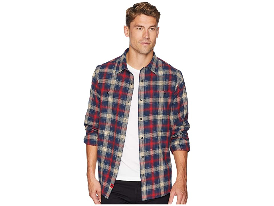 Mountain Khakis Saloon Flannel Shirt (Twilight Plaid) Men