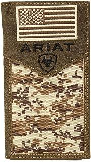 Ariat Men's Sport Patriot Rodeo Wallet