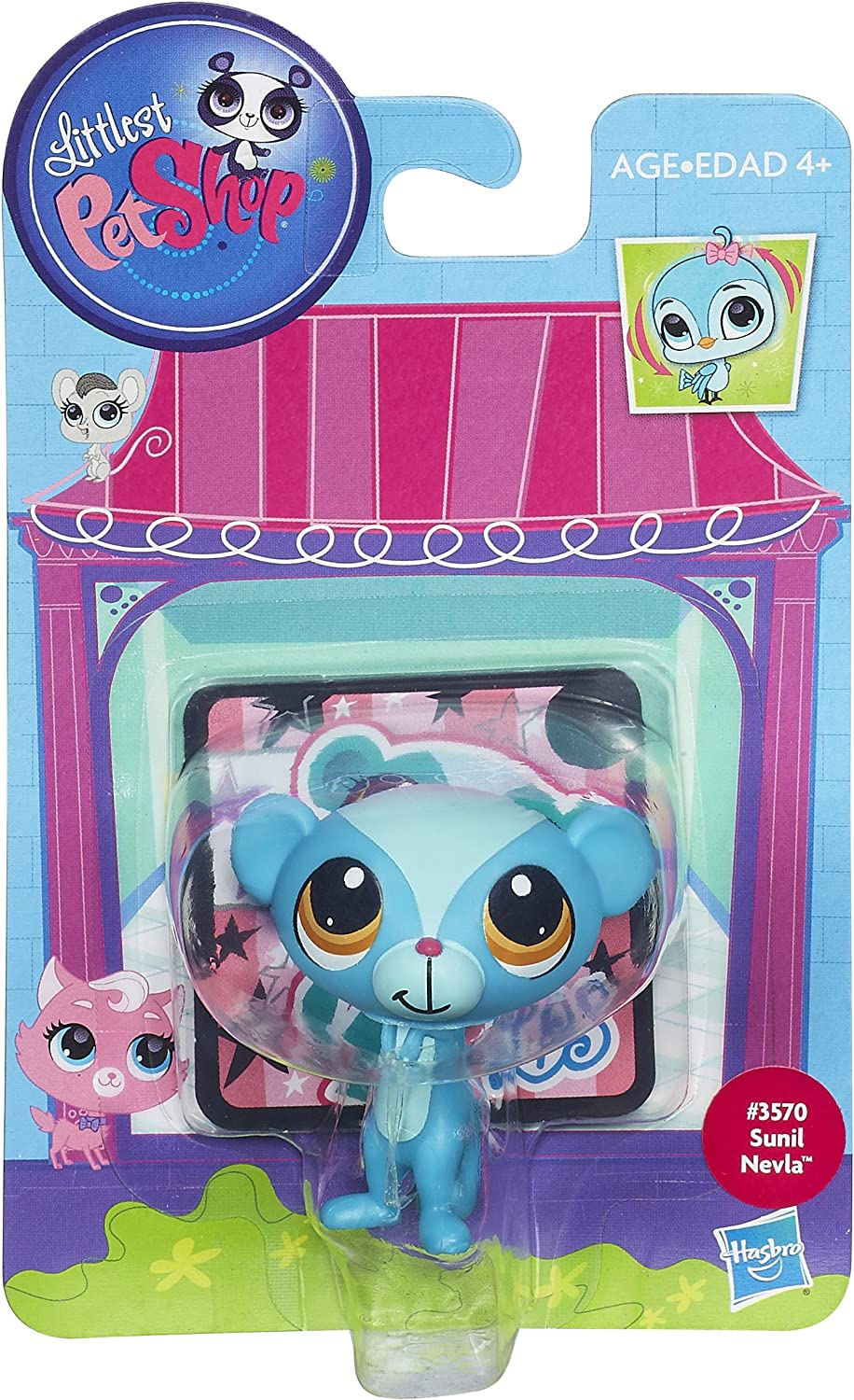 Littlest Pet Shop Sunil Nevla Pet