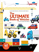 The Ultimate Book of Vehicles: From Around the World (Ultimate Book (1))