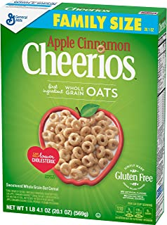 Best cinnamon chex cereal nutrition Reviews
