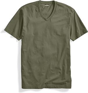 "Amazon Brand - Goodthreads Men's Slim-Fit ""The Perfect V-Neck T-Shirt"" Short-Sleeve Cotton"