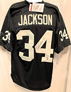 size 40 fcbf1 f852e Amazon.com: Bo Jackson - Jerseys / Sports: Collectibles ...