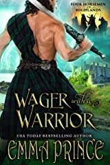 Wager with a Warrior (Four Horsemen of the Highlands, Book 2) Kindle Edition