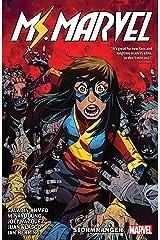 Ms. Marvel by Saladin Ahmed Vol. 2: Stormranger (Magnificent Ms. Marvel (2019-)) Kindle Edition
