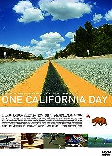 ワン カリフォルニア デイ [DVD]