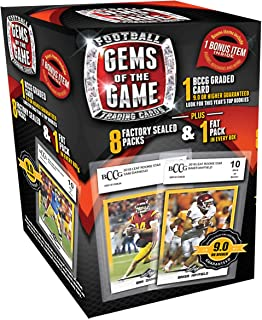gems of the game football cards