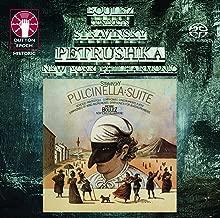 Pierre Boulez conducts Stravinsky: Petrushka & Pulcinella Suite [SACD Hybrid Multi-channel]
