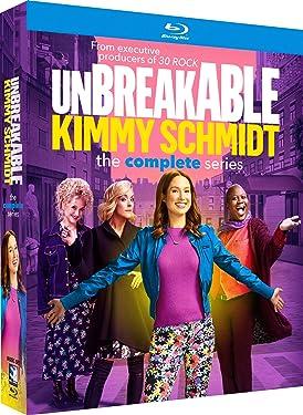 Unbreakable Kimmy Schmidt - The Complete Series - Blu-ray