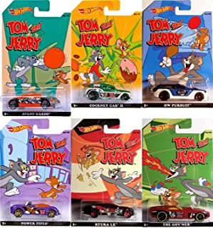 Best tom and jerry hot wheels car Reviews