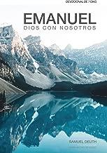 EMANUEL   DIOS CON NOSOTROS: DEVOCIONAL DE 7 DIAS (Spanish Edition)