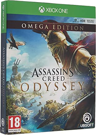Ubisoft Assassin's Creed Odyssey Omega Edition Xbox One