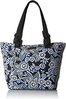 Vera Bradley Hadley East West Tote, Signature Cotton