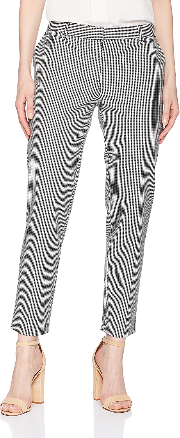 Jones New York Womens Grace Ankle Pant Pants