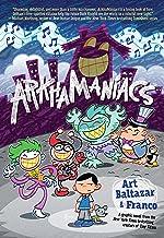 ArkhaManiacs (ArkhaManiacs (2020-) Book 1)