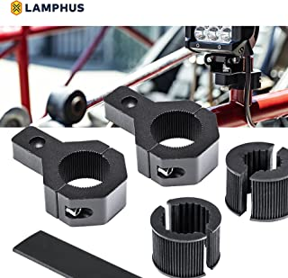LAMPHUS 2PC Off-Road LED Light Bar 0.75