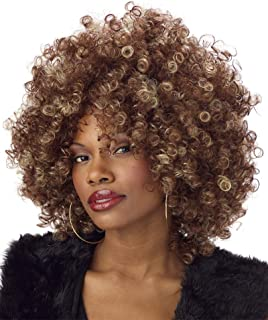 scary spice wig
