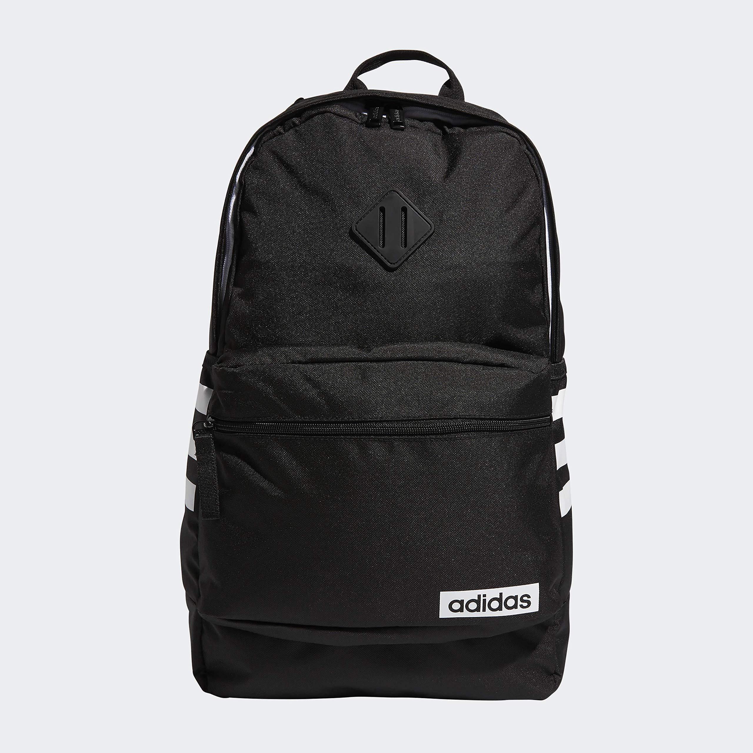 adidas Classic Backpack Black White