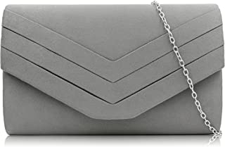 Best light cream clutch bag Reviews