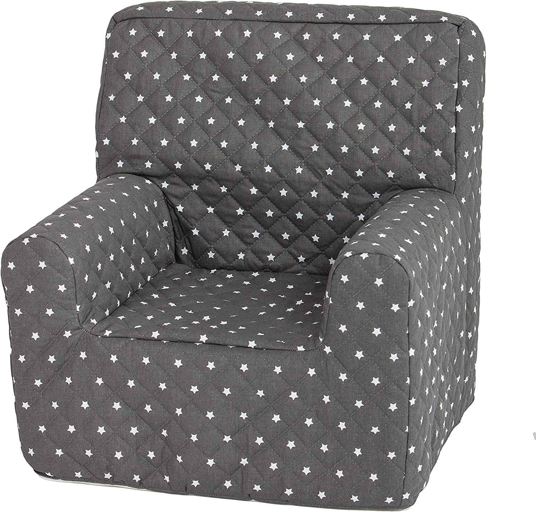 alta calidad BarruJuguetes- Estrellas Sofá, Color gris gris gris (407)  venta de ofertas
