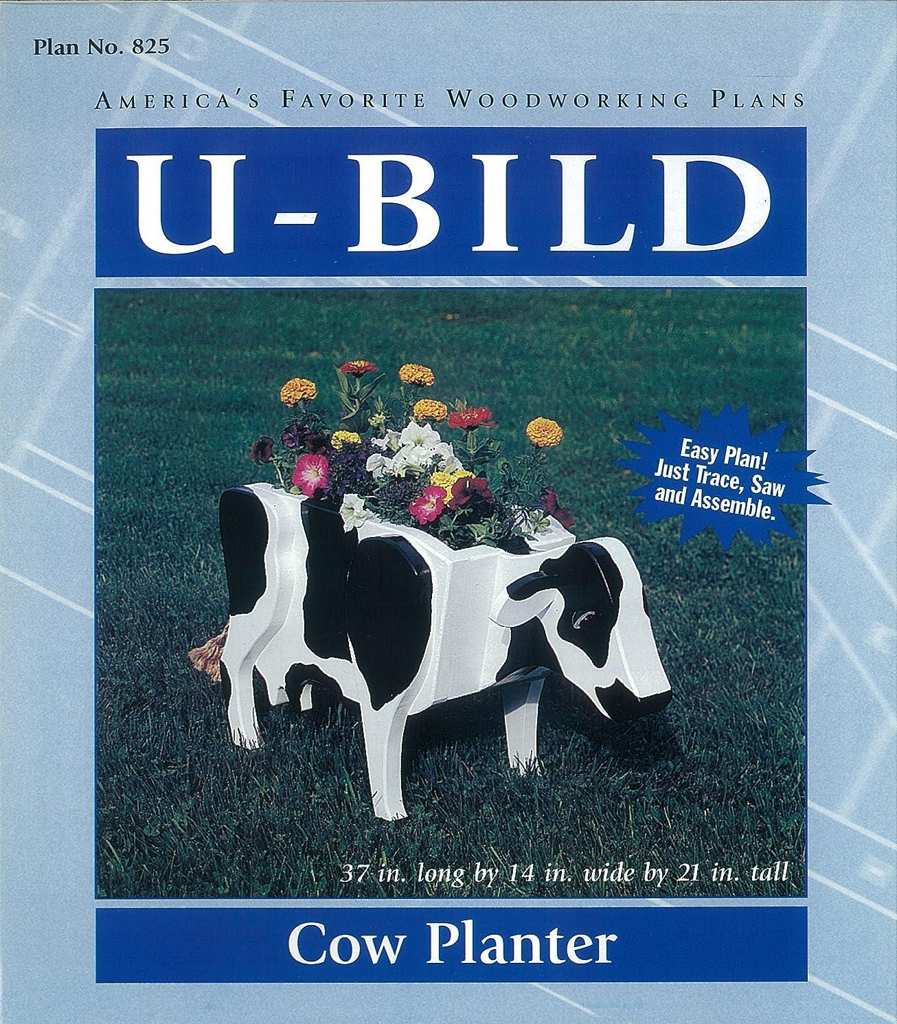 U-Bild 825 Cow Planter Project Plan