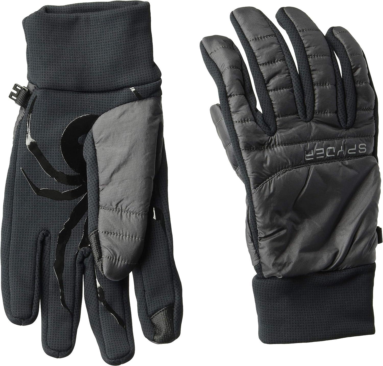 Super special price Spyder Men's Sale price Glissade Glove Hybrid