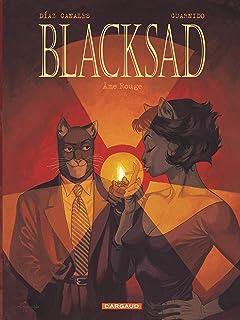 Blacksad, Tome 3 : Ame rouge