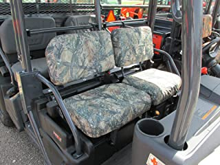 Durafit Seat Covers Kubota RTV X900, RTV X1100, RTV X1120D and 1140 Fronts New Models MC2 Camo Seat Covers