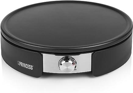 Princess 01.492229.01.001 Table Chef 绉纱和格栅 – 直径37厘米, 铝压铸 - 板