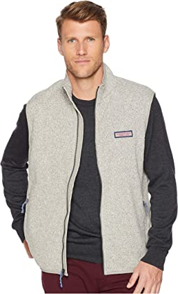 Sweater Fleece Shep Shirt Vest