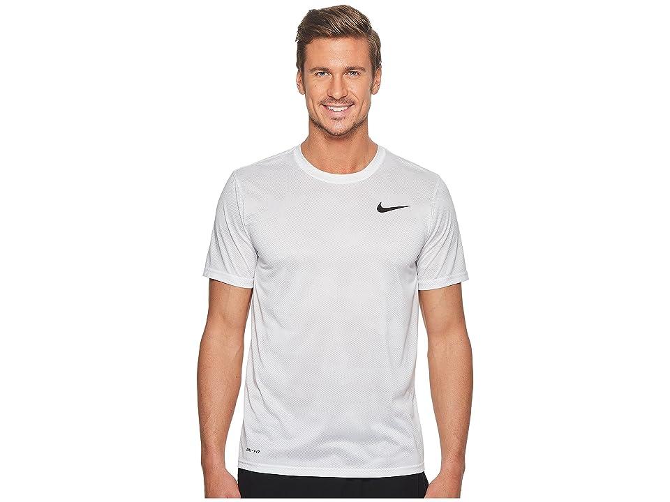Nike Dry Legend Training T-Shirt (White/Vast Grey) Men