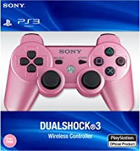 PlayStation 3 Dualshock 3 Wireless Controller (Candy Pink) [video game]