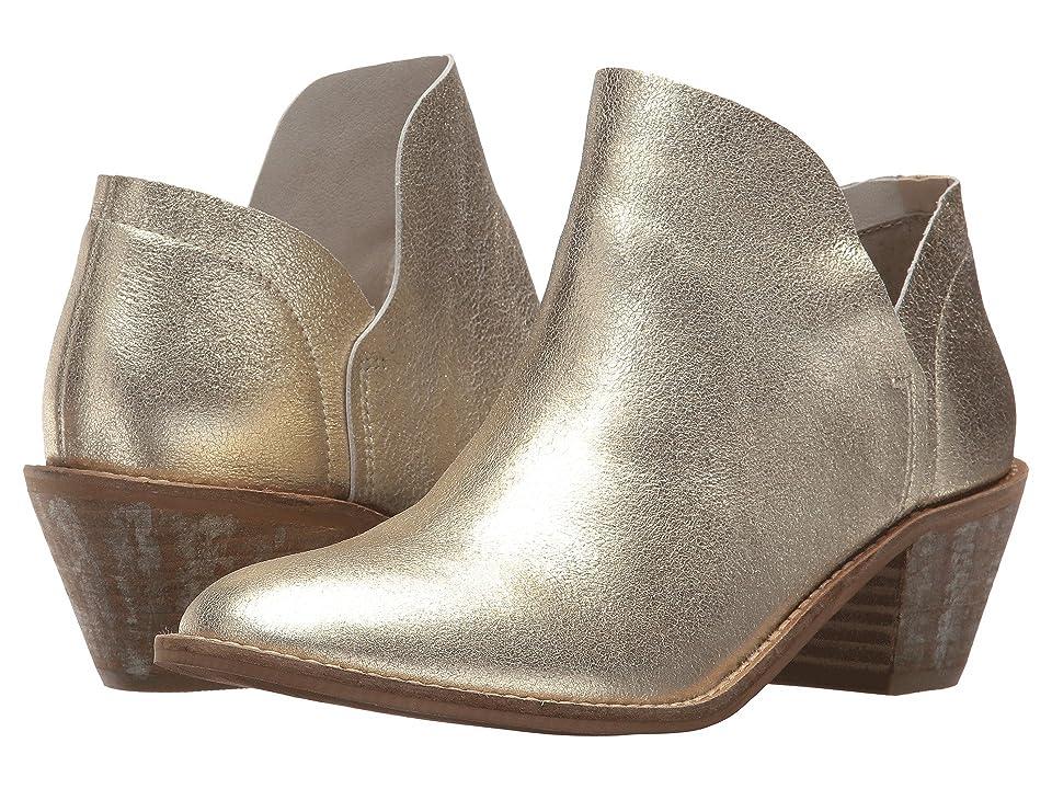 Kelsi Dagger Brooklyn Kenmare Ankle Boot (Platinum 2) Women