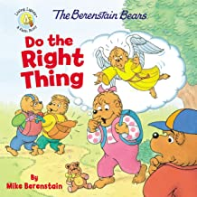 The Berenstain Bears Do the Right Thing (Berenstain Bears/Living Lights)