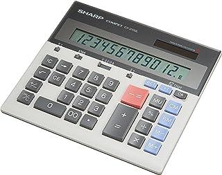 シャープ 実務電卓 デスクトップタイプ 12桁 CS-2130L