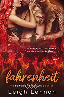 Fahrenheit (The Power of Three Love Series Book 2)