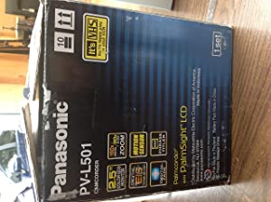 Panasonic PV-L501