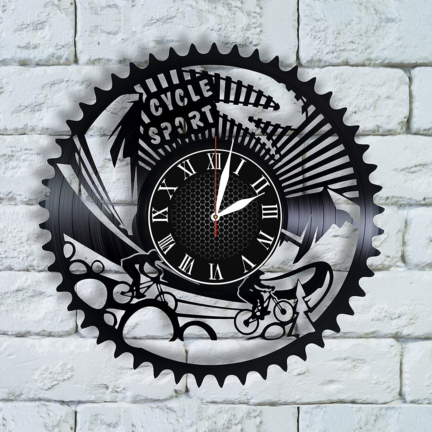 Cycling Gifts Bicycle Online limited product for Wall Art Men Max 64% OFF Vinyl