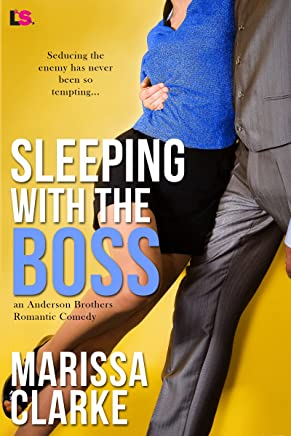 Sleeping with the Boss (Anderson Brothers series Book 1)