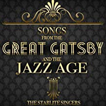 Songs from the Great Gatsby and the Jazz Age